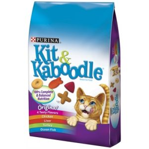 Purina Kit N Kaboodle Cat Food
