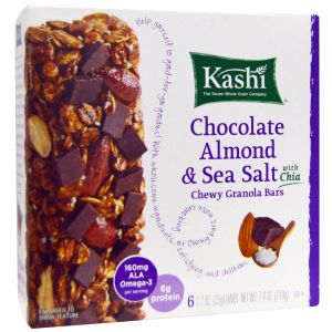 Kashi Granola Bars Chocolate, Almond & Sea Salt 1.2 oz - 35 Pack