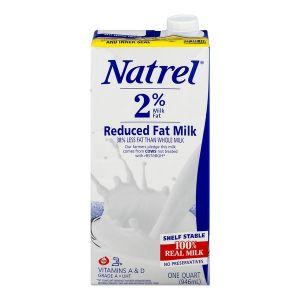 Natrel 2% Reduced Fat milk 32 OZ