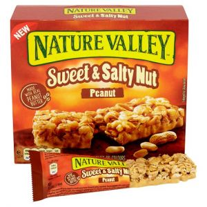 Nature Valley Sweet & Salty Nut Peanut - 48 Pack