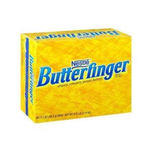 NESTLE BUTTERFINGER SINGLE (36X1.9OZ) US