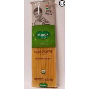 Baronia Spaghetti ORGANICA 20x1Lb