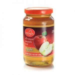 PROMOS, APPLE JELLY. 12/16OZ.