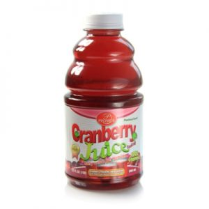 PROMOS CRANBERRY JUICE. 12/32OZ.