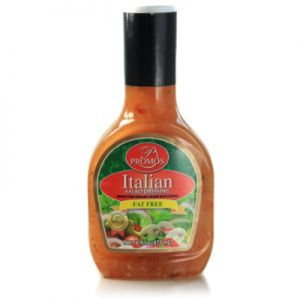 PROMOS SALAD DRESSING- LIGHT ITALIAN 6/16 OZ