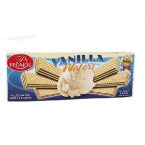 PROMOS VANILLA  FILLED WAFERS 30/4.94 OZ