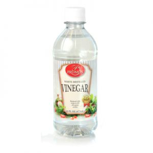 PROMOS WHITE DESTILE VINEGAR. 24/16oz.