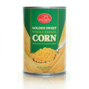 PROMOS,WHOLE KERNEL CORN. 24/14.5oz