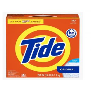 Tide Powder HE Laundry Detergent 180 Loads - 254oz