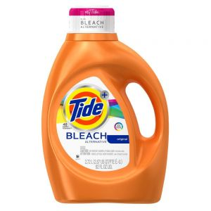 Tide Liquid With Bleach Alternative - 92 oz