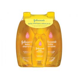 Johnson & Johnson Baby Shampoo Value Pack