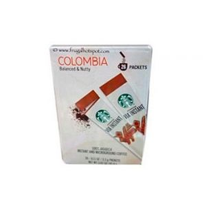 Starbucks VIA Colombian Coffee 26 Count