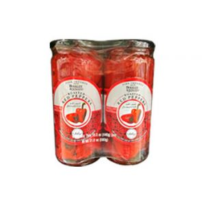Berkley & Jensen Roasted Red Peppers 2/15.5 OZ