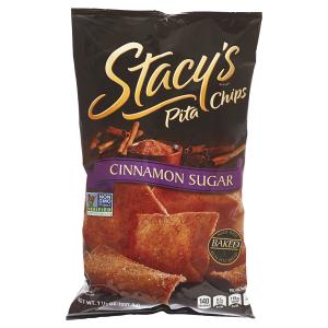 Stacy's Pita Chips Cinnamon Sugar 7.33 OZ
