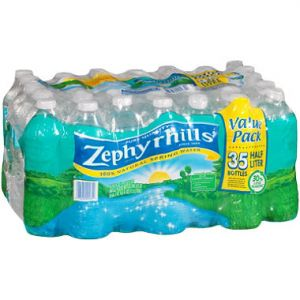 Zephyrhills Spring Water 16.9 oz - 35 Pack