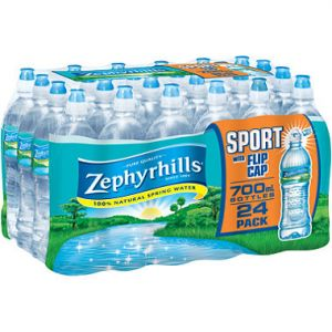 Zephyrhills Sport Bottle 23.7 oz - 24 Pack