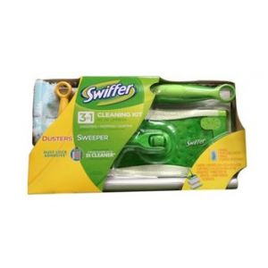 Swiffer Sweeper 3 in 1 Cleaning Kit Wet/Dry Implement