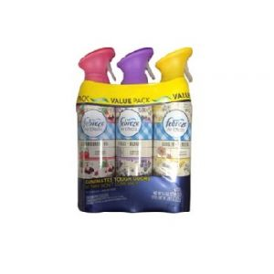 Febreze Air Effects Airfreshner Spray 3PK/9.7 OZ EA