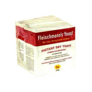 Fleischmann's Instant Yeast 2/1 LB