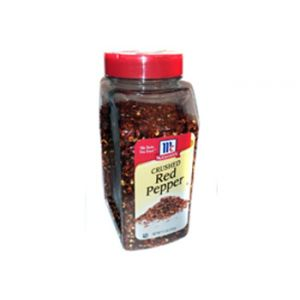 McCormick 7.5Z Red Pepper Crushed