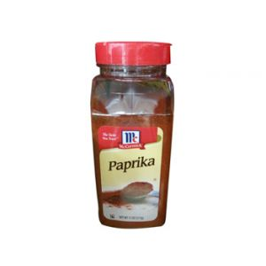 McCormick 11 Z Paprika