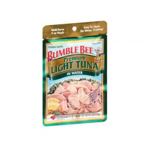Bumble Bee Albacore Tuna 4/5 OZ Pouch