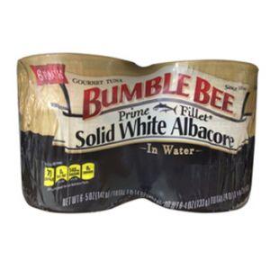 Bumble Bee Prime Filet Tuna 6/5OZ