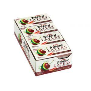 Trident Layers Strawberry + Citrus 10 ct.