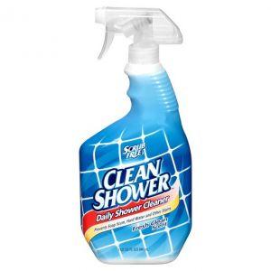 Clean Shower Daily Shower Cleaner Spray Bottle - 32 oz