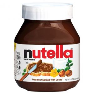 Nutella Hazelnut Spread 26.5 oz