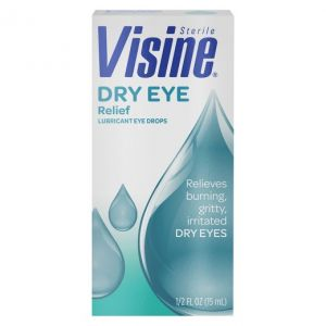 VISINE DRY EYE TEARS - .5 FL OZ