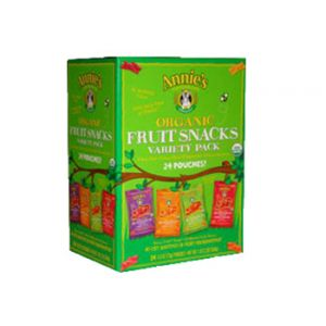 Annie's Fruits Snacks 24 ct Organic