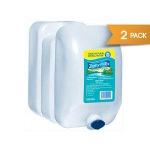 Zephyrhills Water 2.5 gal - 2 Pack