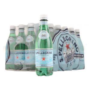 San Pellegrino Sparkling Water 16.9oz - 24 Pack