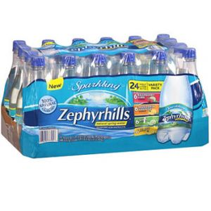 Zephyrhills Rainbow Sparkling 16.9oz - 24 Pack