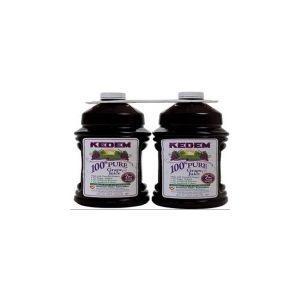 Kedem Grape Juice 2/96 OZ