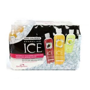 Sparkling Ice Zero Calorie Variety Pack 17oz - 18 Pack