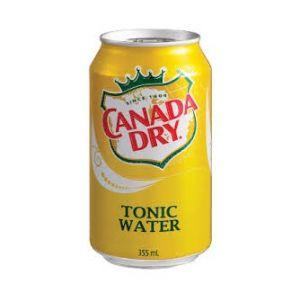 Canada Dry Tonic Water 12oz - 24 Pack