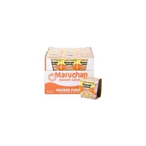 Maruchan Instant Lunch Chicken Flavor 2.25 oz - 24 Pack