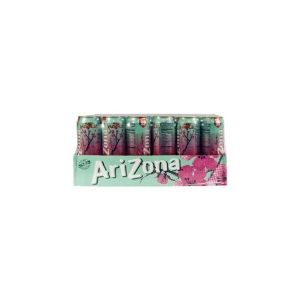 Arizona Apple Green Tea 23 oz can - 24 Pack