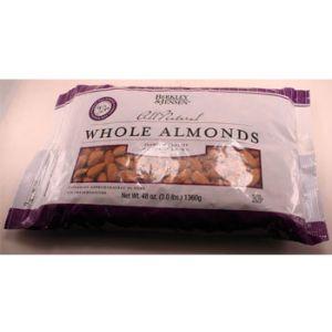 Berkley & Jensen Whole Almonds - 48 oz