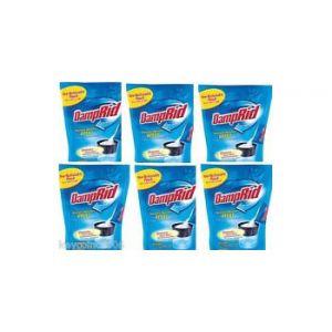 DampRid Moisture Absorber Buckets - 6 Pack
