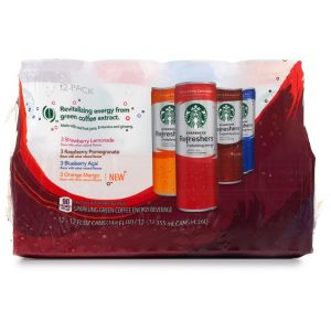 Starbucks Refreshers 12 oz - 12 Pack