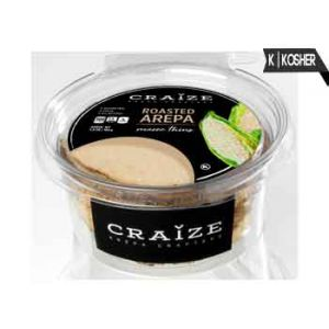 CRAIZE ROASTED AREPA MAIZE THINS - 5.8 OZ