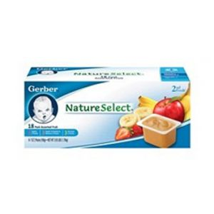 Gerber 2nd Foods Fruit - 18 Pack