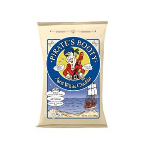 Pirates Booty Aged White Cheddar 14 oz Natural