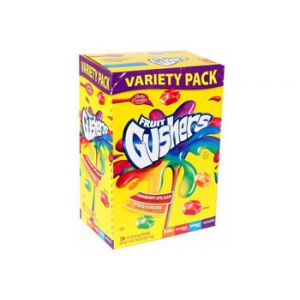 Fruit Gushers Variety Pack 36 Count