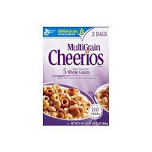 Cheerios Multi Grain Value Pack - 37.5 oz