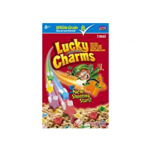 General Mills Lucky Charms Value Pack - 46 oz