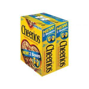 General Mills Cheerios Value Pack - 40.7 oz